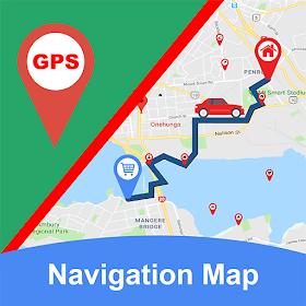 GPS Location Map Navigation & Street View App 2019