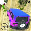 Jeep Driving Simulator Prado hill Drive icon