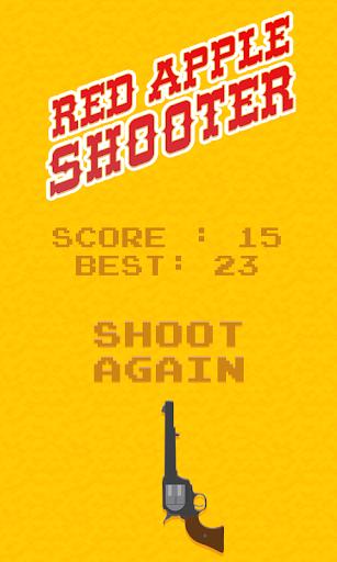 Red Apple Shooter - Fun Revolver Shooting Game  screenshots 3