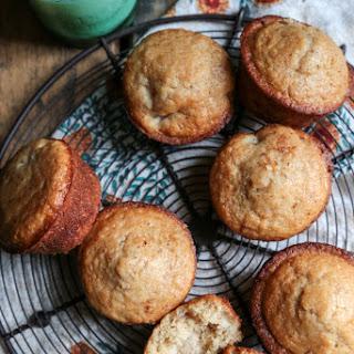 Cinnamon Pear Muffins Recipe