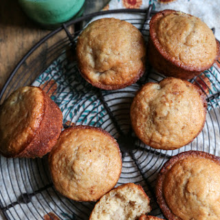 Cinnamon Pear Muffins.