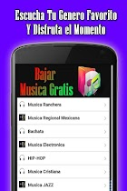Bajar Musica Gratis - screenshot thumbnail 02