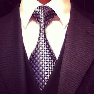 How to make a tie knot screenshot 1