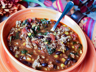 Guiltless Back To School Chili Recipe