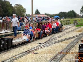 Photo: George Leventon has passengers!    2013-1116 DH3