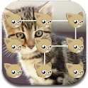 Cat Pattern Lock Screen icon