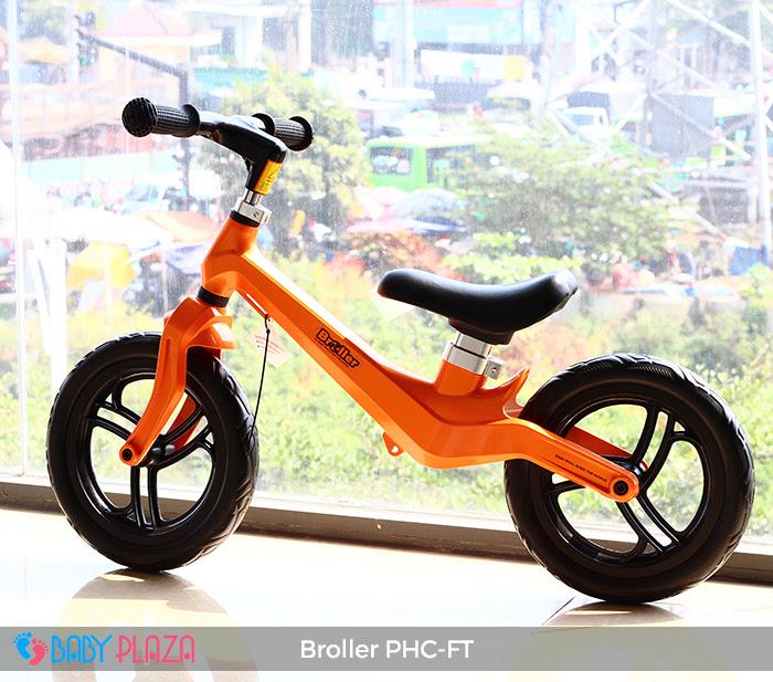 Xe thăng bằng cho bé Broller PHC-FT Bánh đặc ruột 3