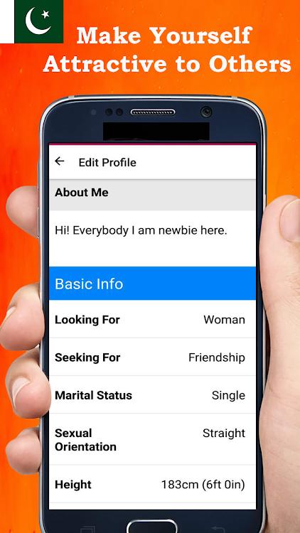 pakistano dating app per Android incontri in Scottish Borders