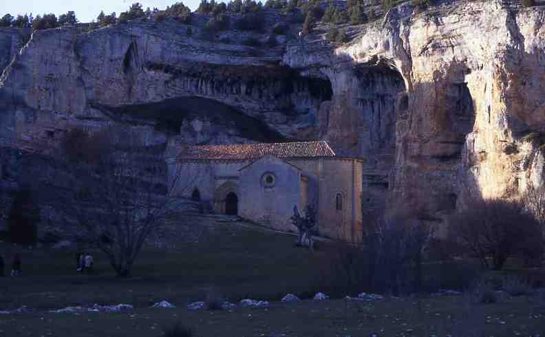 Photo: Cañón del río Lobos (Ucero). Prox. del Burgo de Osma (Soria)