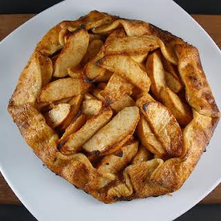 Rustic Apple Crostata.