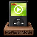 MePlayer Movie Pro Player icon