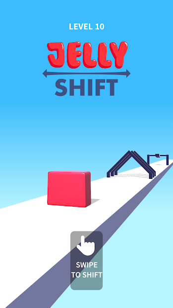 Jelly Shift Android App Screenshot