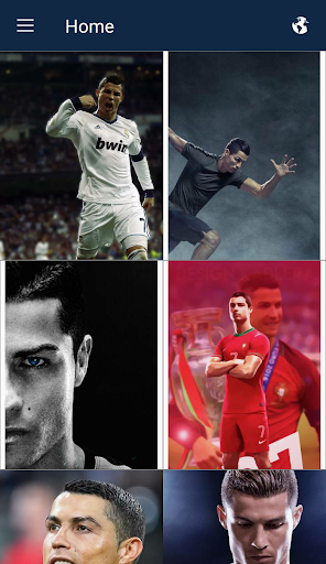 Cristiano Ronaldo HD Wallpaper  screenshots 1