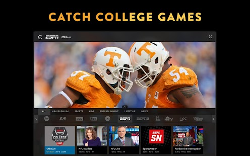 Sling TV Screenshot 1