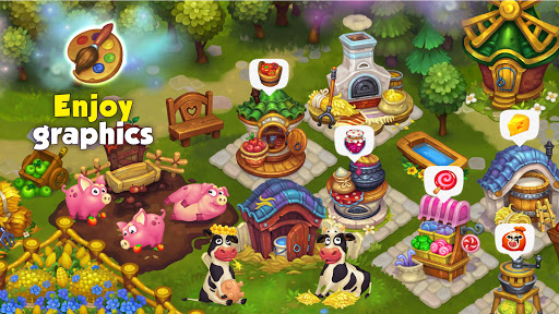 Royal Farm u2013 Farming adventure 1.27.0 screenshots 2