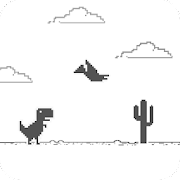 Dino T-Rex Run : Running game
