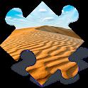 Desert Jigsaw Puzzles free icon