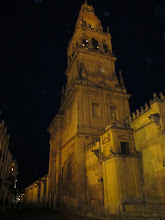Photo: This tower was one of the walls of La Mezquita or the Great Mosque. It was the main attraction of the city.
