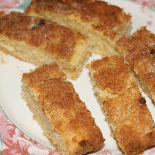 Quick Apple Bake – Dairy and Gluten Free Recipe
