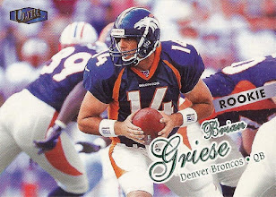 Photo: Brian Griese 1998 Ultra RC