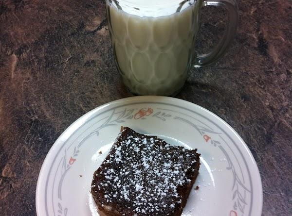 Mom's Milky Way Cake Recipe