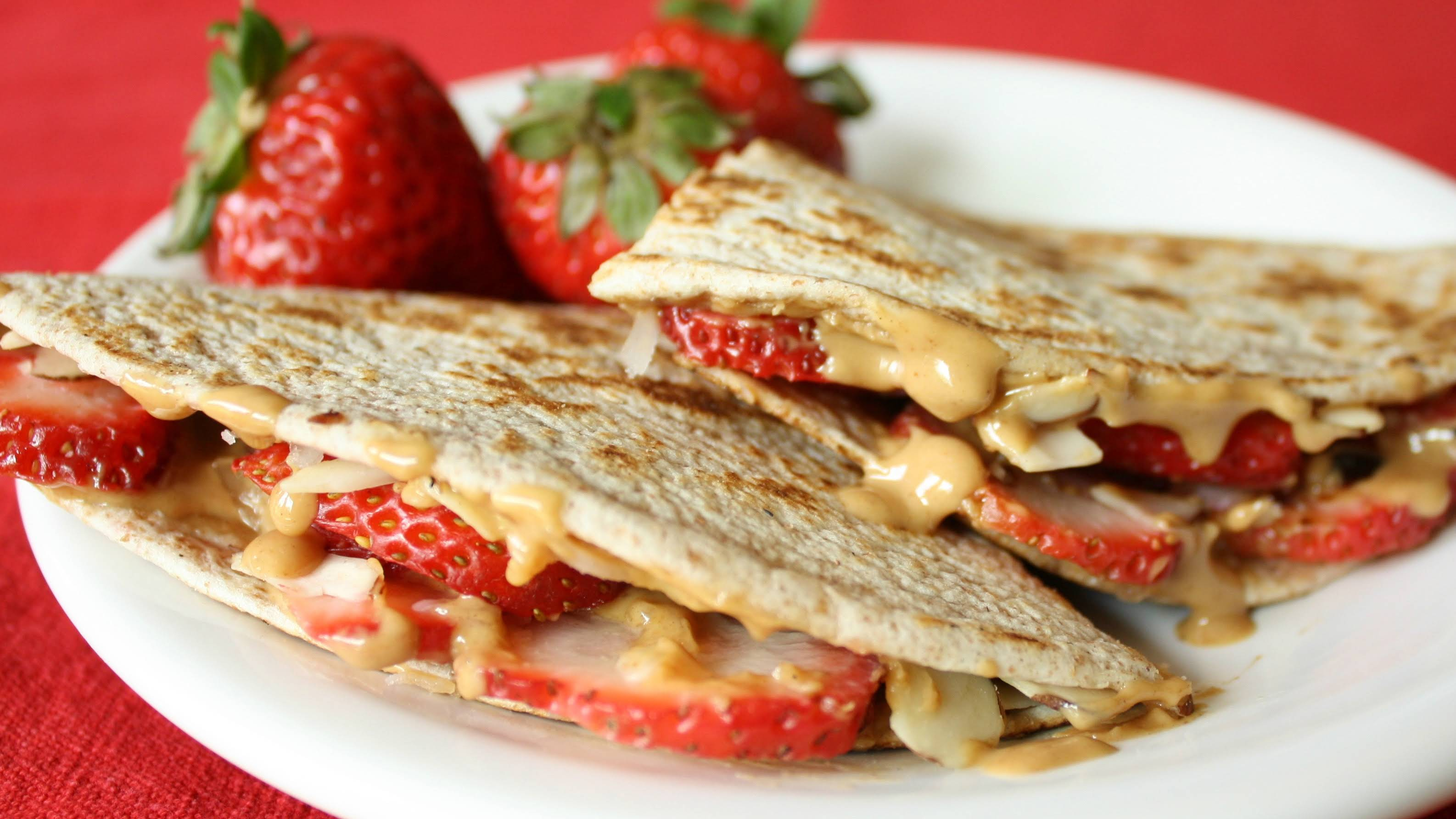 10 Best Dessert Quesadilla Recipes