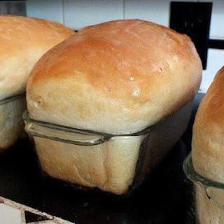 Grandma's Country White Bread.