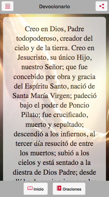 Devocionario Católico- screenshot