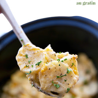 Crockpot Potatoes Au Gratin Recipe