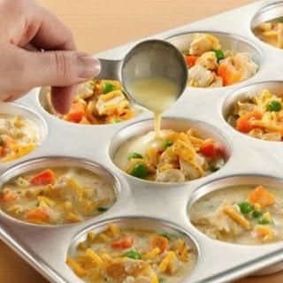 Pillsbury's Mini Chicken Pot Pies