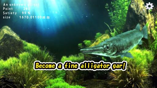 Alligator Gar raising from fry 1.0.7 screenshots 2