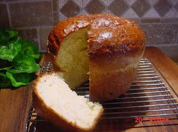 White Bread -- Feather Light ! Recipe