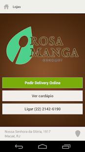 Rosa Manga Gourmet - náhled