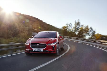 EV's - Jaguar iPace [80.000€] [WLTP 480-520km NEDC]