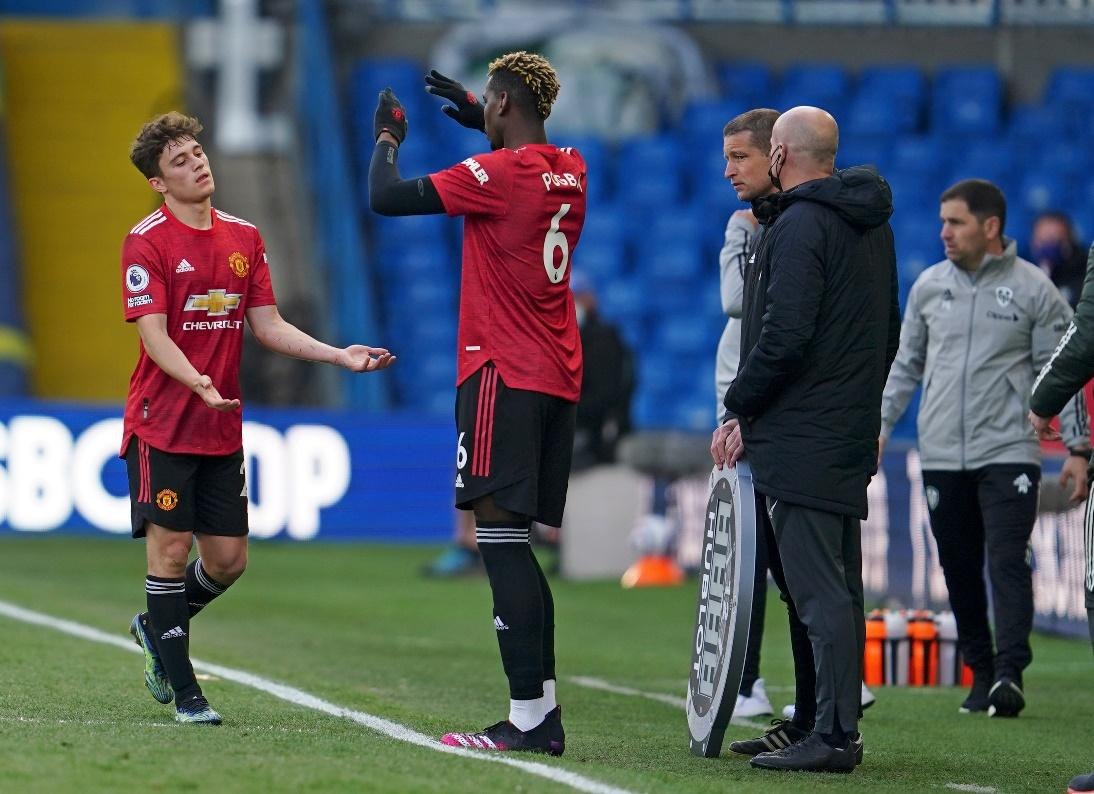 Manchester United khó có được thể lực tốt nhất cho trận đấu với Liverpool