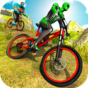 Game Offroad Superhero BMX Bicycle Stunts Racing APK for Windows Phone