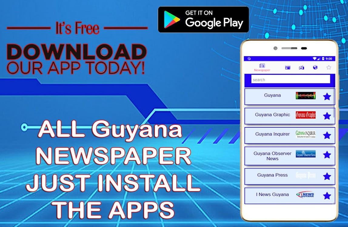 Guyana Radio News Tv Android S