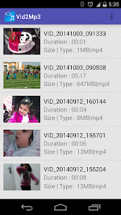 Vid2Mp3 – Video to MP3 1