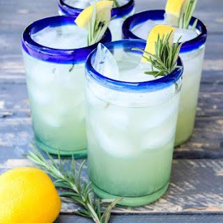Italian Herb Lemonade Recipe