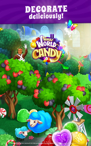 Wonka's World of Candy u2013 Match 3 screenshots 5