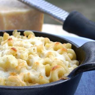 Maccheroni ai Quattro Formaggi {Four Cheese Macaroni}