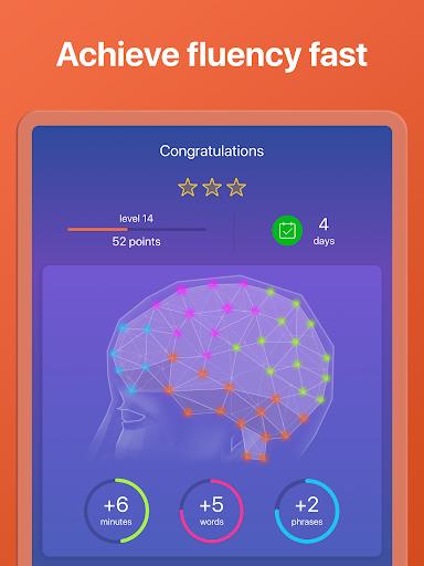 Learn 33 Languages Free - Mondly screenshot 13
