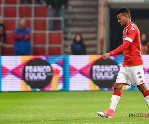 Un club colombien annonce un accord avec le Standard pour Darwin Andrade