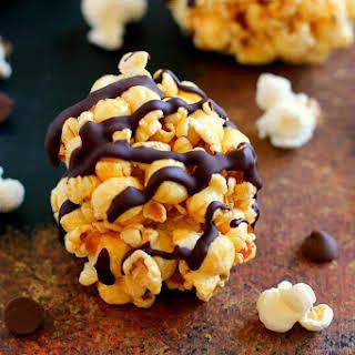 Caramel Popcorn Balls No Corn Syrup Recipes.
