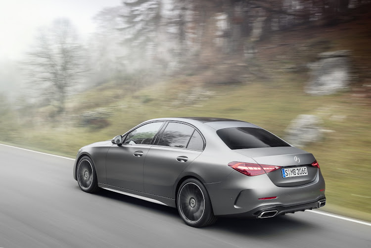 The C-Class engine range will be electrified throughout. Picture: SUPPLIED