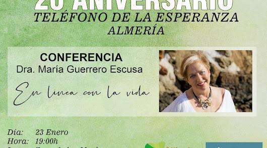 El Teléfono de la Esperanza celebra su vigésimo aniversario