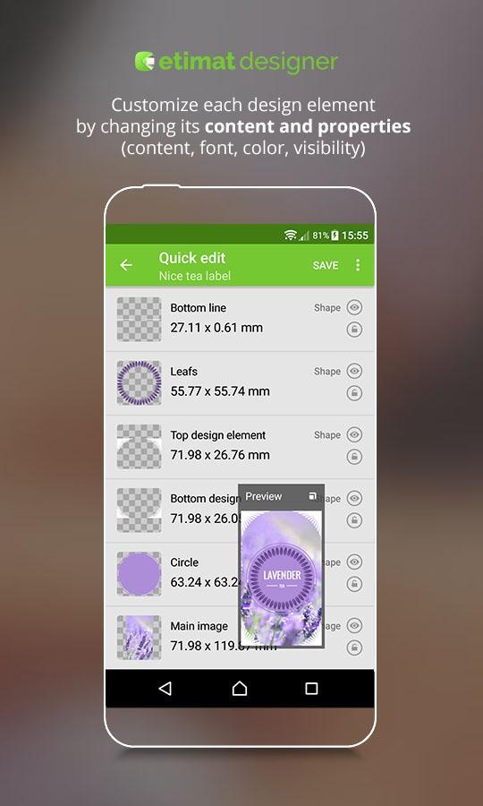 etimat designer graphic design app beta android apps