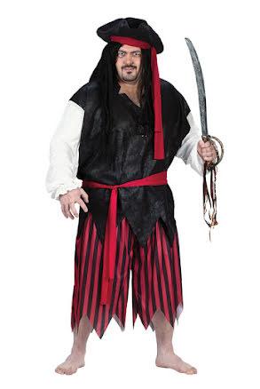 Dräkt, Pirat XL