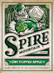 Spire Dry-Hopped Apple Cider
