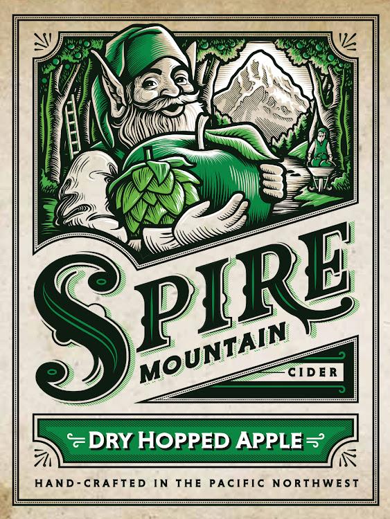 Logo of Spire Dry-Hopped Apple Cider